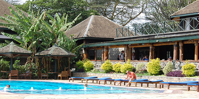 The Lake Nakuru Lodge